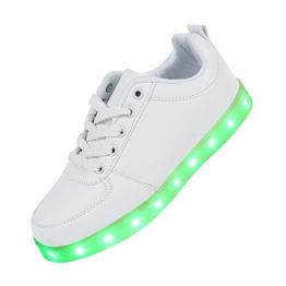 Angin-Tech® 7 Farben USB-LED Leucht-Sportschuhe